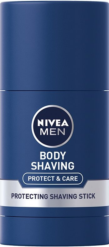 Nivea Men Protect & Care mýdlo na holení těla  75 ml