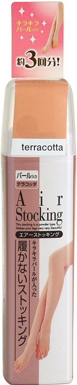 AirStocking Leg Make-up make-up na nohy odstín Terracotta 20 g