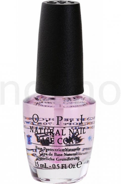 OPI Natural Nail Base Coat podkladový lak na nehty (Natural Nail Base Coat) 15 ml