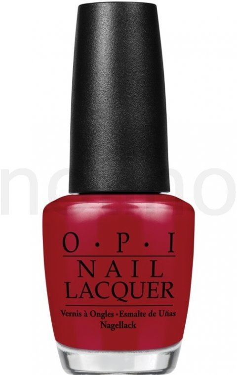 OPI Breakfast at Tiffany´s lak na nehty odstín Got the Mean Reds 15 ml