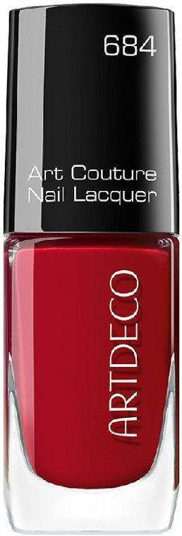 Artdeco Majestic Beauty lak na nehty odstín 111.684 Couture Lucious Red 10 ml