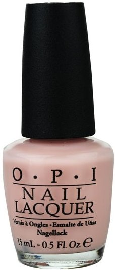 OPI Classic Collection lak na nehty odstín Bubble Bath 15 ml