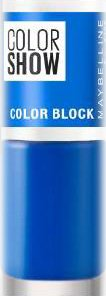 Maybelline Color Show lak na nehty 487 Blue