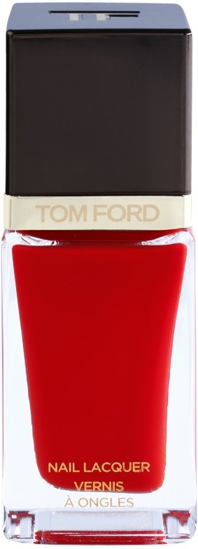 Tom Ford Nails lak na nehty odstín 14 Scarlet Chinois 12 ml