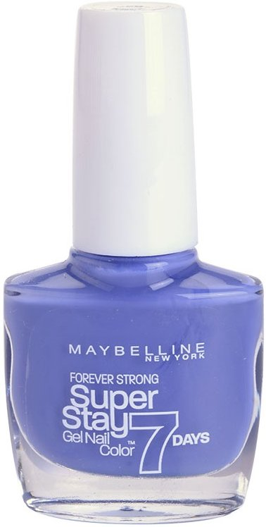 Maybelline Forever Strong Super Stay 7 Days lak na nehty odstín 635 Surreal 10 ml