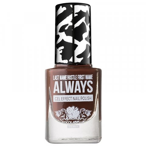 Cocolabelle Gel-Tastic Fall Leaves lak na nehty s gelovým efektem odstín Last Name Hustle First Name Always 12 ml