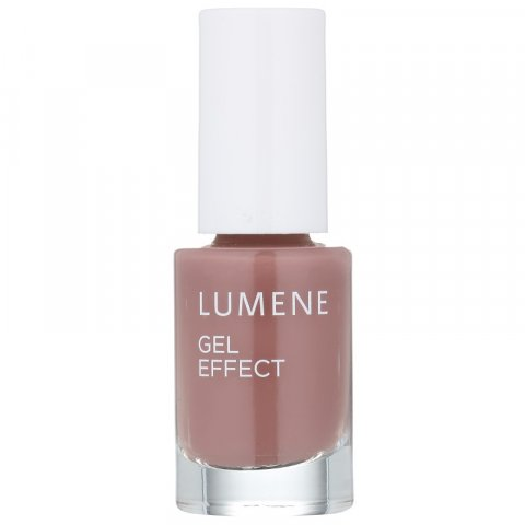 Lumene Gel Effect lak na nehty odstín 24 Rainy Days 5 ml