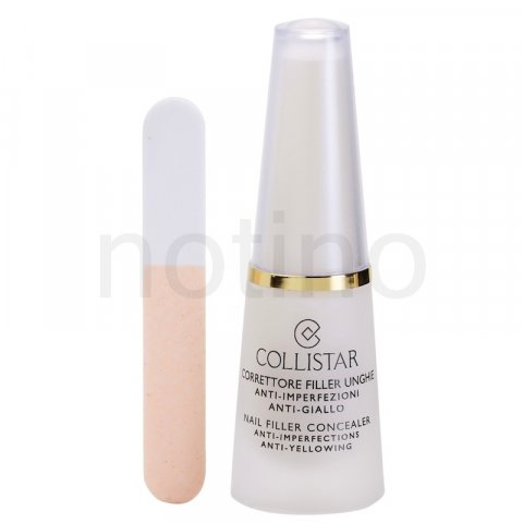 Collistar Nails Filler Concealer regenerační lak na nehty s vitamíny (Anti-Imperfections Anti-Yellowing) 10 ml
