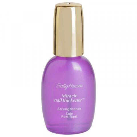 Sally Hansen Strength posilující lak na nehty pro slabé a měkké nehty Miracle Nail Thickener For Soft and Thin Nails 13,3 ml
