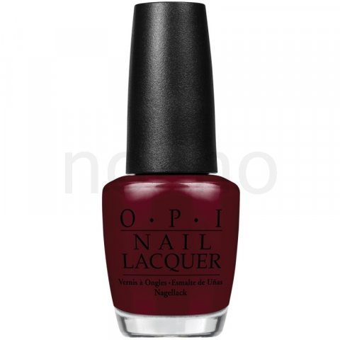 OPI Breakfast at Tiffany´s lak na nehty odstín Can't Read Without My Lipstick 15 ml