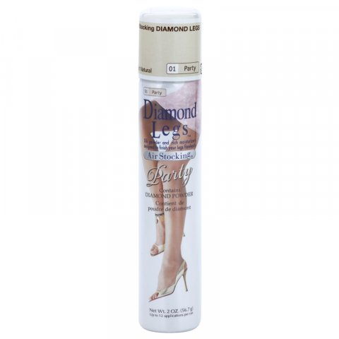 AirStocking Diamond Legs punčochy ve spreji SPF 25 odstín 01 Light Natural Party 56,7 g