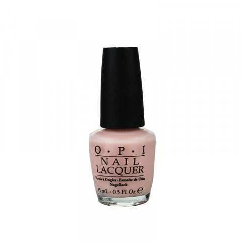 OPI Soft Shades Collection lak na nehty odstín Bubble Bath 15 ml