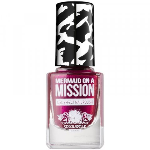 Cocolabelle Gel-Tastic Mermaid On a Mission lak na nehty s gelovým efektem odstín Mermaid On a Mission 12 ml