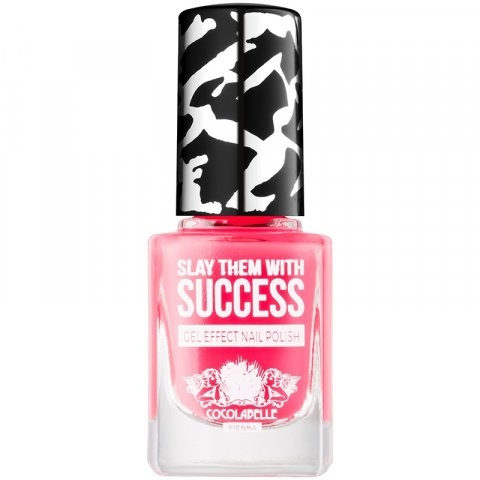 Cocolabelle Gel-Tastic Crush on Colors lak na nehty s gelovým efektem odstín Slay Them with Success 12 ml
