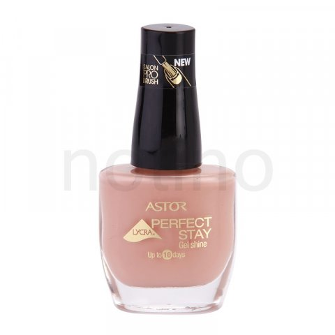 Astor Perfect Stay Gel Shine lak na nehty odstín 119 Vintage Pink 12 ml