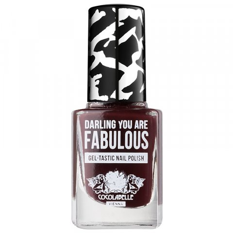 Cocolabelle Gel-Tastic Power Reds lak na nehty s gelovým efektem odstín Darling You Are Fabulous 12 ml