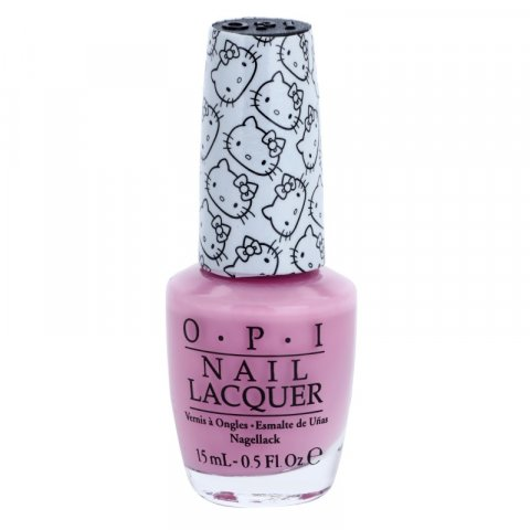 OPI Hello Kitty lak na nehty odstín Look at My Bow! 15 ml