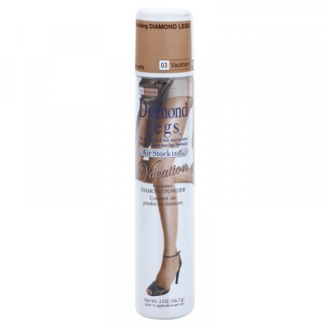 AirStocking Diamond Legs punčochy ve spreji SPF 25 odstín 03 Vacation Terra-Cotta 56,7 g